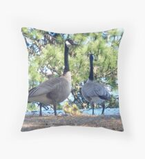 Good Parents Throw Pillow