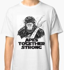 Caesar: Apes Together Strong Classic T-Shirt