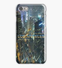 TIMELAX: YOU ARE IN LOS ANGELES CALIFORNIA iPhone Case/Skin