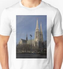 Votivkirche, Vienna Austria T-Shirt
