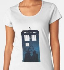 Thirteen - My Doctor Women's Premium T-Shirt