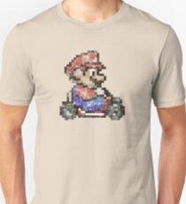 SUPER MARIO KART 8BIT VINTAGE T-Shirt