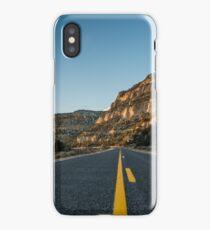 Route 12 - Escalante, Utah iPhone Case/Skin