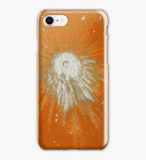 Impact #2 - Orange iPhone Case/Skin