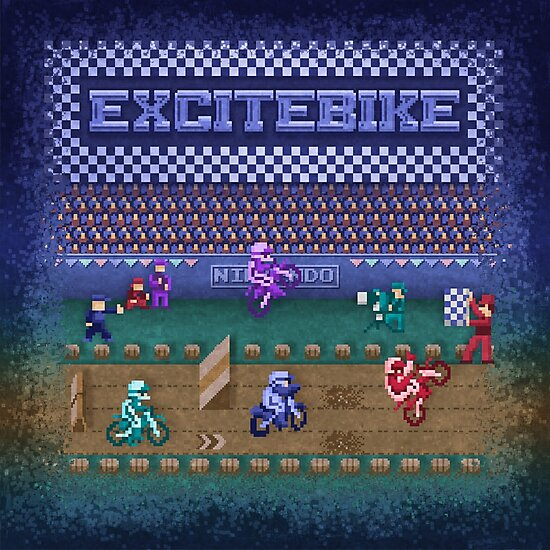 Bike Excite by likelikes