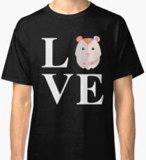 Hamster Love Classic T-Shirt
