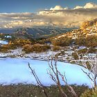 Winter afternoon, Mount Buffalo by Kevin McGennan