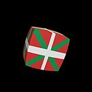 Basque flag box by stuwdamdorp