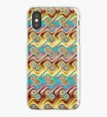 computer generated fractal pattern iPhone Case/Skin