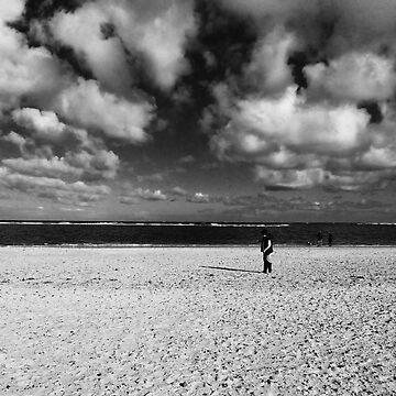 Dark Clouds Ahead by Zjozsa