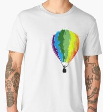 hot-hair balloon Men's Premium T-Shirt