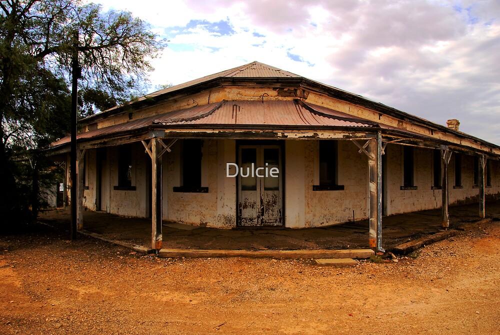 Outback Hotel by Dulcie