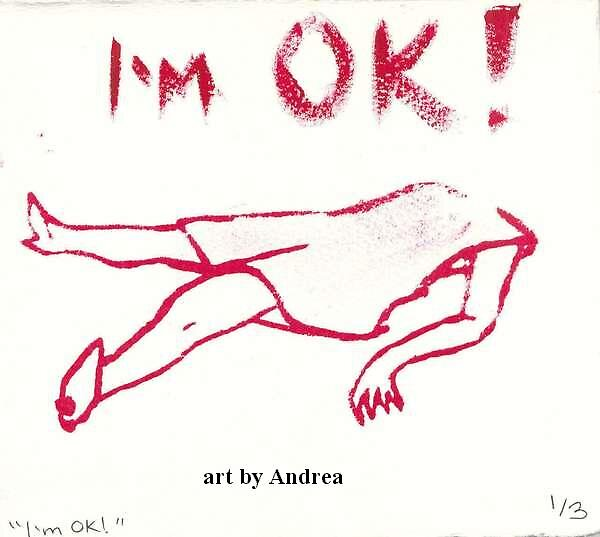 """""""Im Ok!""""   by andreasamuels"""