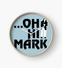 ...Oh, Hi Mark - The Room Clock