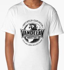 Vandelay Industries (Black) Long T-Shirt