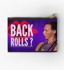 Back Rolls? Studio Pouch