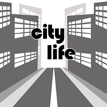 City Life 1 - Urban Edition by mindsgallery