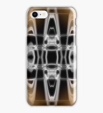 Colorful abstract fractal  iPhone Case/Skin