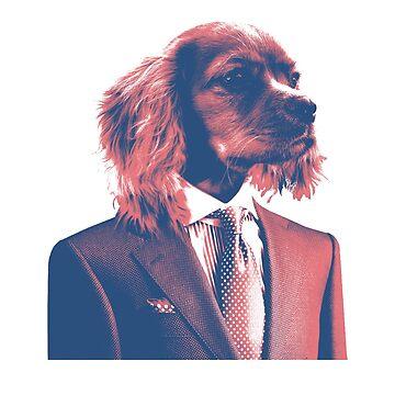 Dog Draper by incredthreads