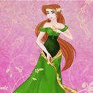 Beautiful Princess by leahkatewrite