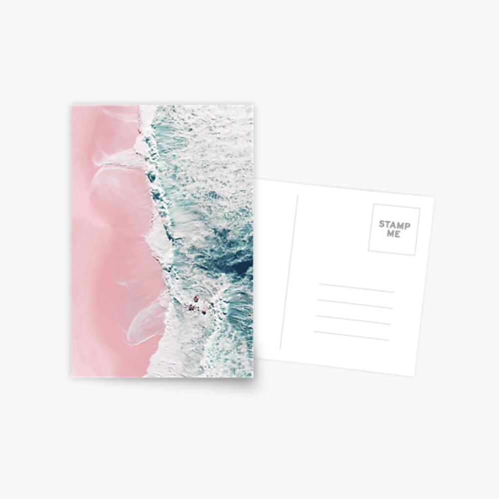 Meer der Liebe Postkarte