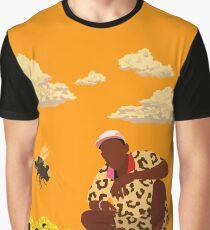 Tyler, The Creator - Flower Boy Graphic T-Shirt