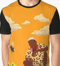 Tyler, The Creator - Flower Boy Graphic T-Shirt