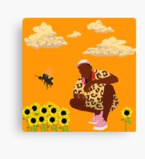 Tyler, The Creator - Flower Boy Canvas Print