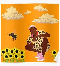 Tyler, The Creator - Flower Boy Poster