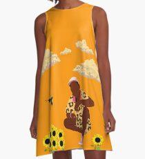 Tyler, The Creator - Flower Boy A-Line Dress