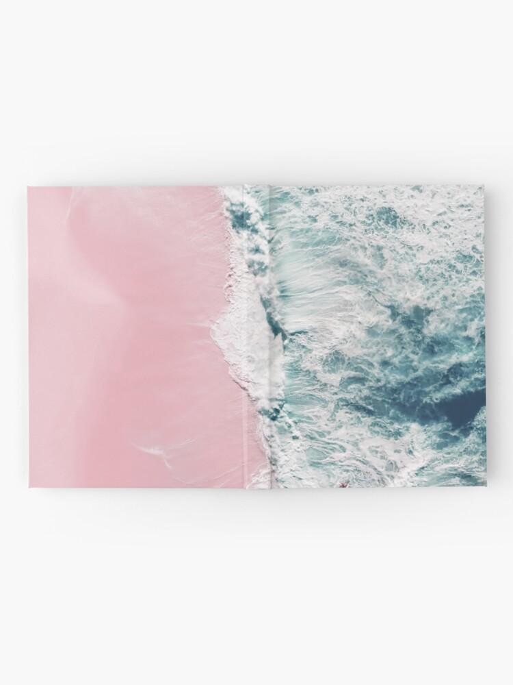 Alternative Ansicht von Meer der Liebe Notizbuch