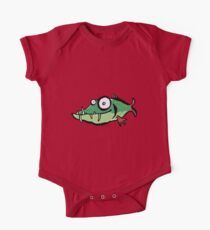 A not so pretty fish Kids Clothes