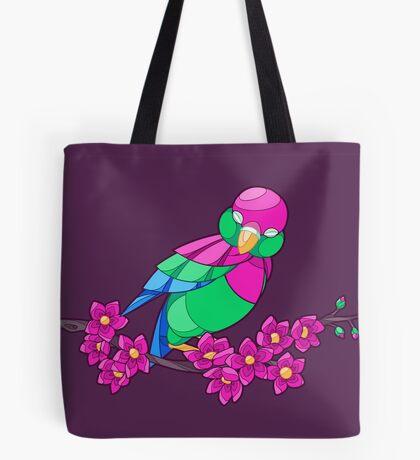 Pride Birds - Polysexual Tote Bag