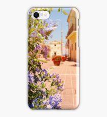 Panoramas of Italy - San Vito iPhone Case/Skin