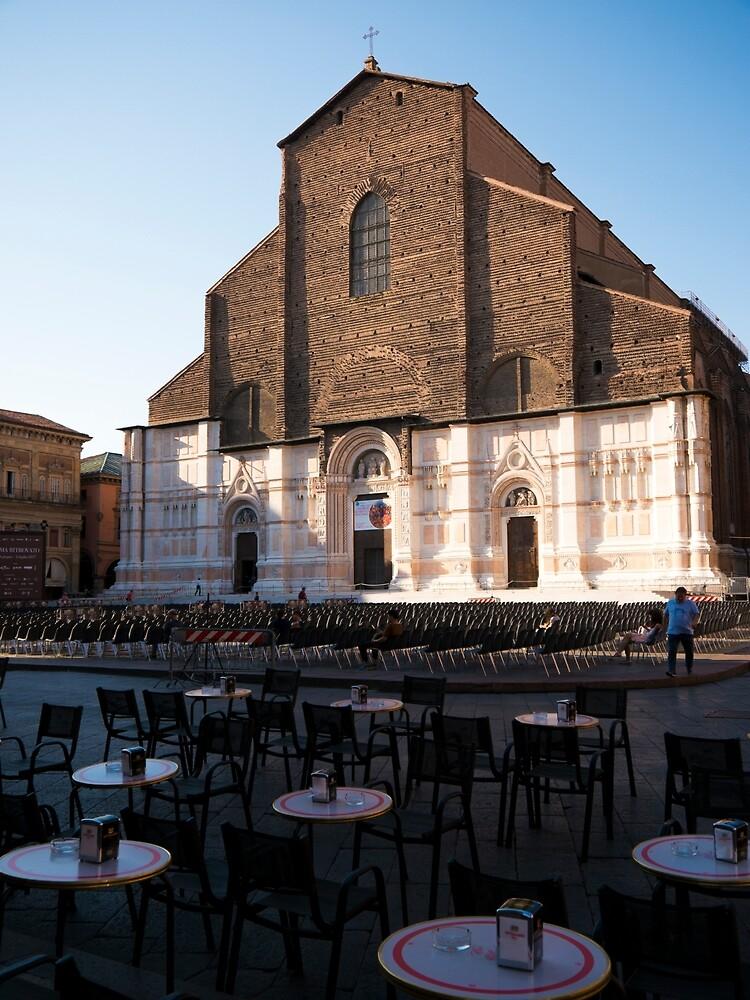 San Petronio Basilica by Rae Tucker