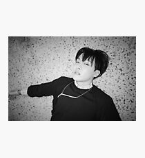 BTS THE MOST BEAUTIFUL MOMENT IN LIFE PT 1 J-HOPE Photographic Print