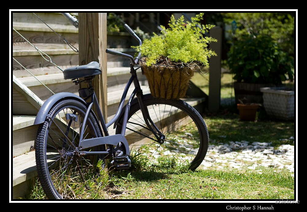 Ocracoke Bike by solstone