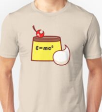 E=mc^2 - SAILOR MOON PUDDING OF RELATIVITY Unisex T-Shirt