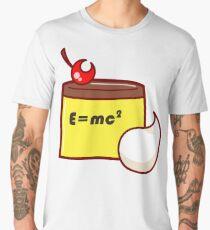 E=mc^2 - SAILOR MOON PUDDING OF RELATIVITY Men's Premium T-Shirt