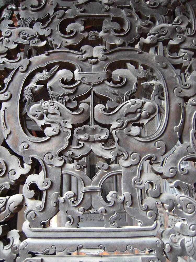 Ancient Doors by Brynn