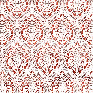 Sanguine Vintage Pattern by illustrateme