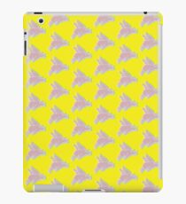flying pigs for flying dreams iPad Case/Skin
