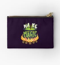 Make your own magic Zipper Pouch