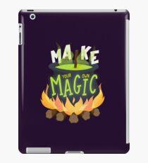 Make your own magic iPad Case/Skin