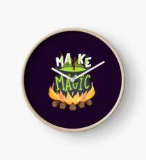 Make your own magic Clock