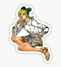 Jolyne Cujoh Graphic Sticker