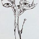 Eyeris by AimeeBungardArt
