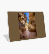At the End of the Canyon - Grand Staircase of the Escalante - Utah Laptop Skin