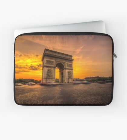 Arc De Triomphe 2 Laptop Sleeve