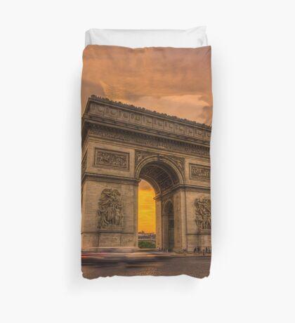 Arc De Triomphe 2 Duvet Cover